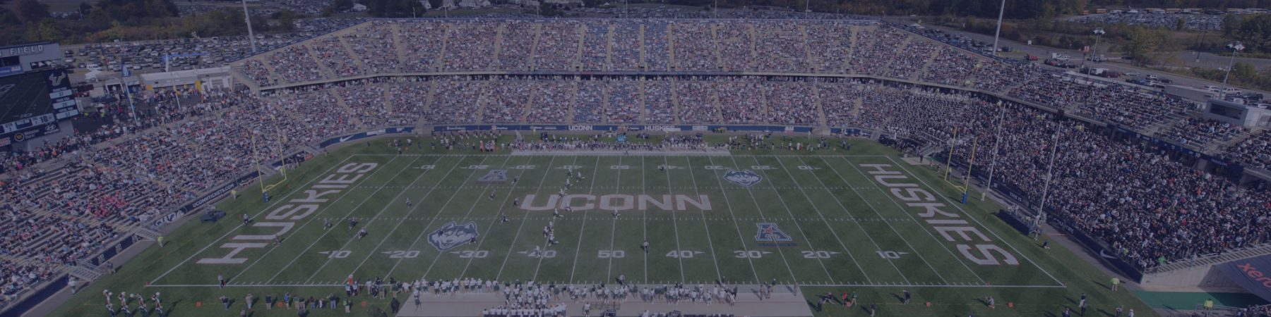 Rentschler stadium: UConn Online Graduate Certificate in Leadership and Sport Management